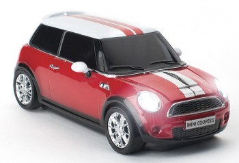 Мышь б/пр Click Car Mouse - Mini Cooper S фото
