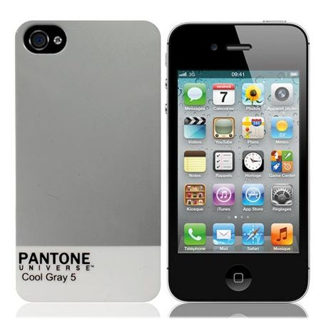 "Чехол для iPhone4 ""Pantone Cool Grey"" фото"