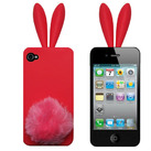"Чехол для iPhone 5/5s ""Bunny red"" фото"
