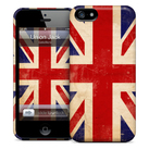 "Чехол для iPhone 5 Gelaskins ""Union Jack"" фото"
