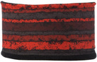 BUFF повязка POLAR HEADBAND BUFF TRENK RED/BLACK