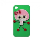 "Чехол для iPhone4 ""Girl pink"" фото 2"