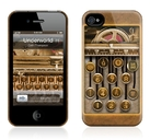 "Чехол для iPhone 4,4S Gelaskins ""Underworld"" фото"