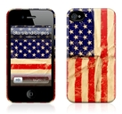 "Чехол для iPhone 4,4S Gelaskins ""Stars and Stripes"" фото"