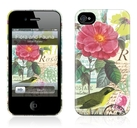 "Чехол для iPhone 4,4S Gelaskins ""Gillian Fullard - Flora and Fauna"" фото"