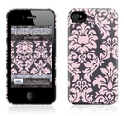 "Чехол для iPhone 4,4S Gelaskins ""Dandy Damask"" фото"