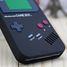 "Чехол для iPhone4 ""Game boy"" (черный) фото 4"