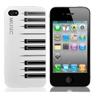 "Чехол для iPhone4 ""Piano"" фото"